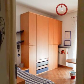 bed and breakfast la loggia torino camia catua b b. Black Bedroom Furniture Sets. Home Design Ideas